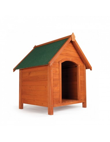 Mirza  Niche en bois toit ouvrant
