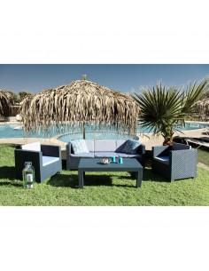 Tropea: Salon de jardin 5...
