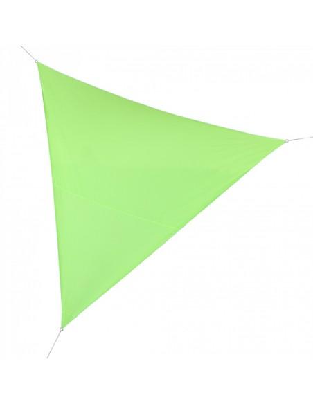 voile ombrage vert