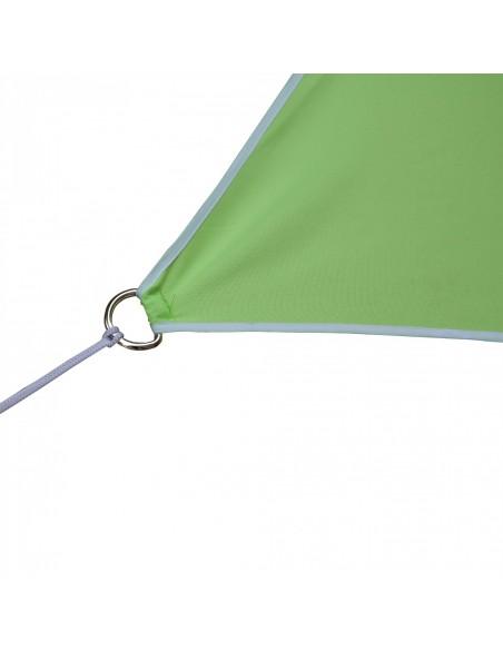 voile ombrage vert de qualité