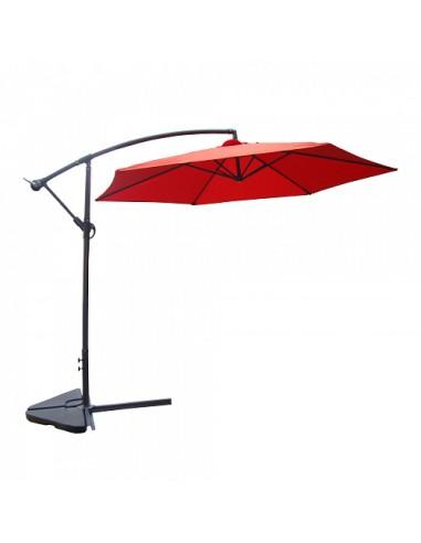 Porticcio terracotta : Parasol...