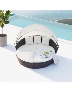 Cocoon : salon de jardin...