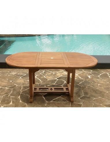 Table Kajang 6 : table de jardin...